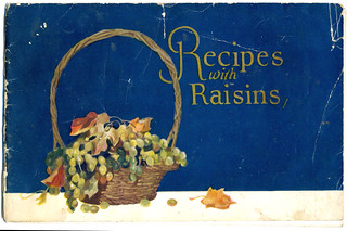 Recipes with Raisins - cover