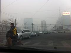 Peking / Beijing smog