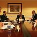 Governor McAuliffe and Secretary Hazel Visits LewisGale Hospital Montgomery