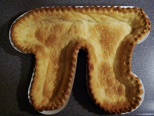 Pi Pie: Prebaked
