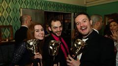 Jenny, Costa and Richard