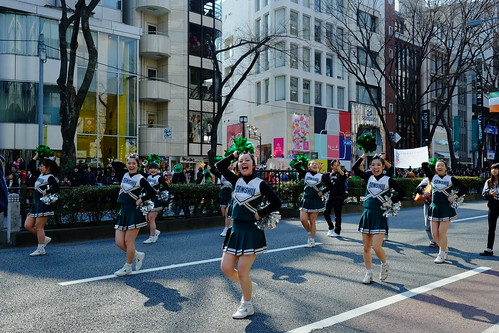 Harajuku St Patricks Day Parade 2014 34