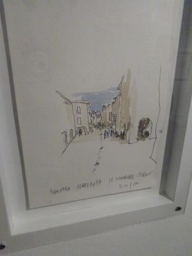 Rúa Nova - Cineuropa - Debuxo de Pablo Tomé