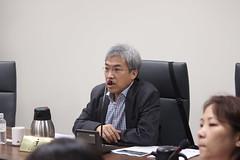高雄市政府提的案子由高雄大學都市發展與建築研究所副教授曾梓峰當主席。