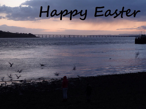 Happy Easter Broughty Ferry