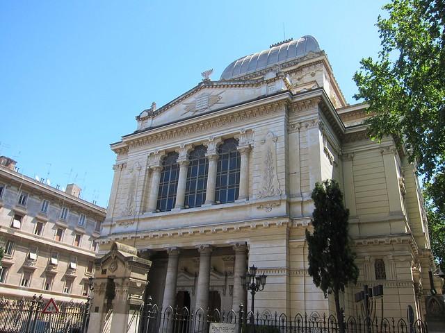 The Great Synagogue (Museo Ebraico di Roma)