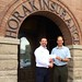 Small photo of Horak Insurance with partner Luke Horak