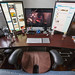 My Desk 2014 by saebaryo