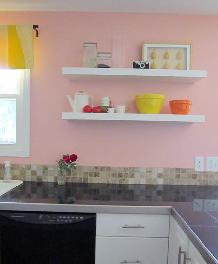 """Spring Linen"" peachy pink!"