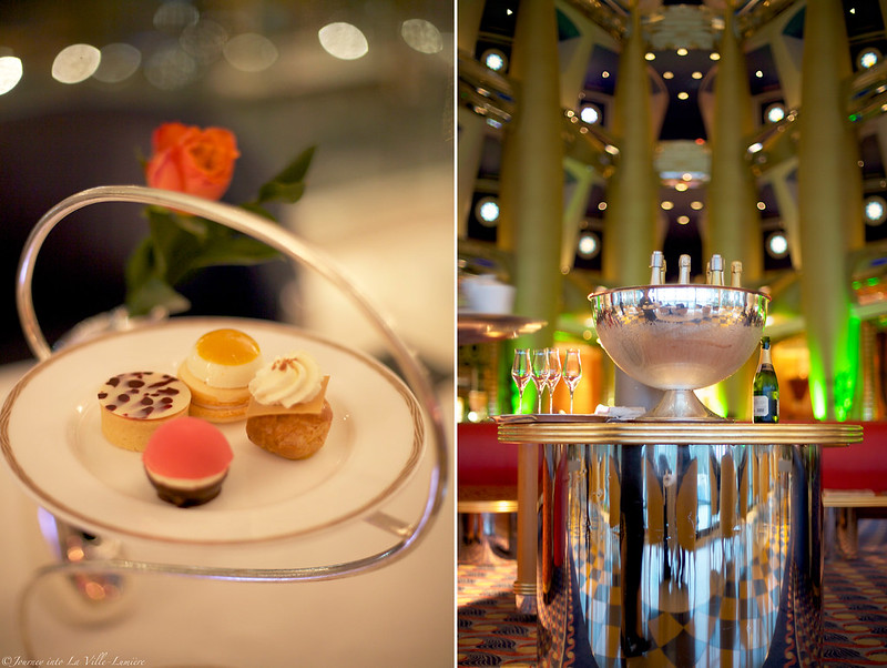 High Tea, Burj Al Arab, Dubai