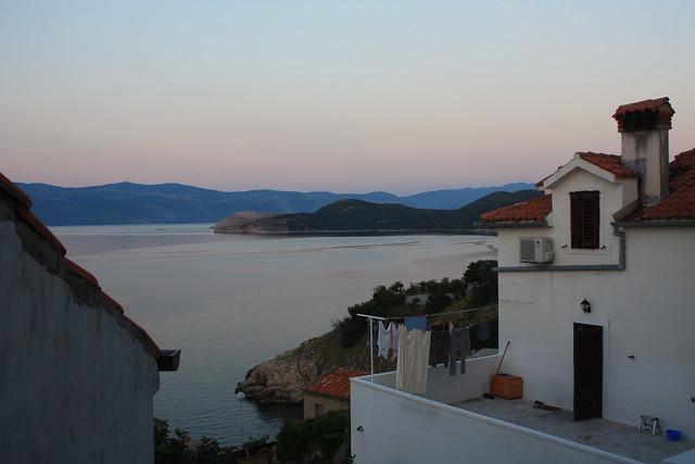 Vrbnik coast