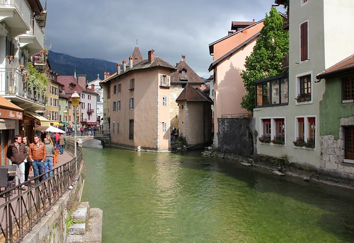 Annecy from life of Francis Scott Fitzgerald