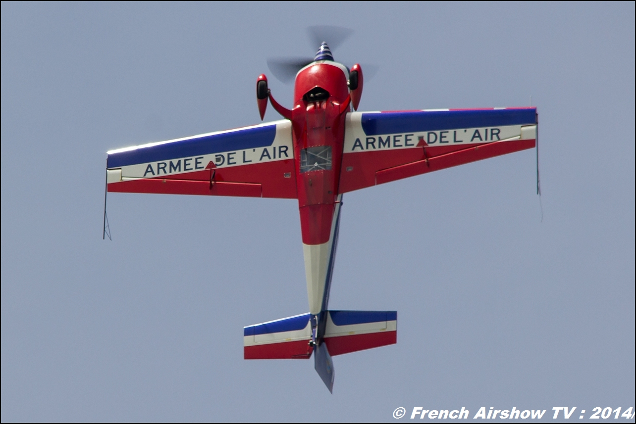 Equipe de Voltige de l'armée de l'air Meeting Aerien 2014