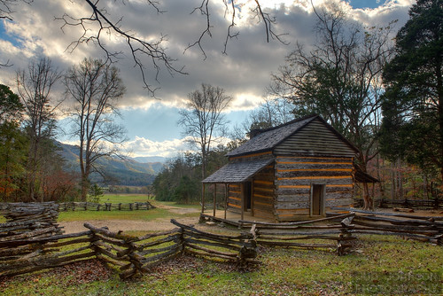 greatsmokymountains cadescove