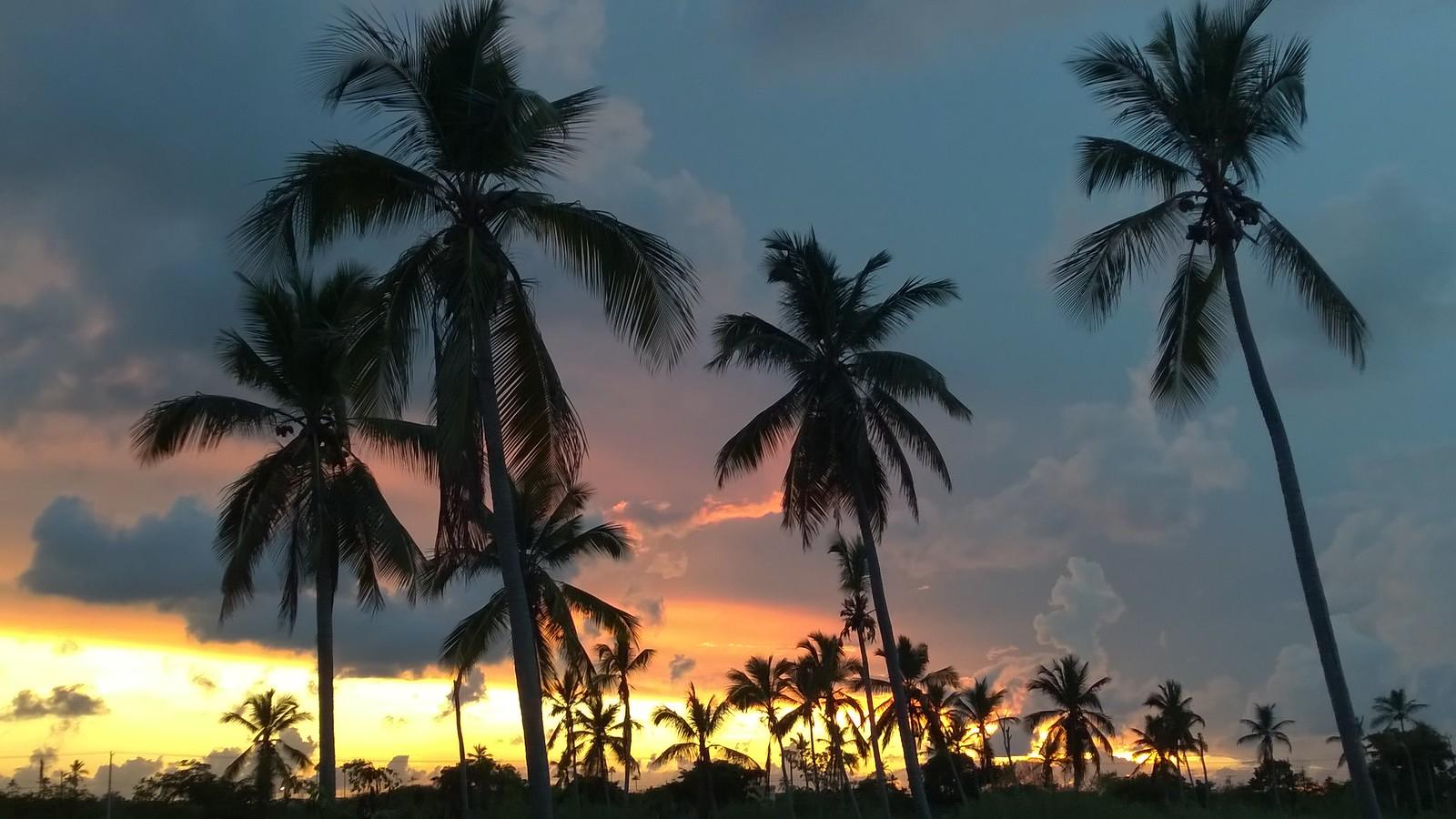 Доминиканский закат
