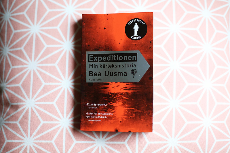 Bea Uusma - Expeditionen: min kärlekshistoria