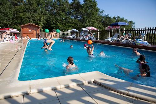 PEYRIGNAC - Camping La Garenne***_piscine