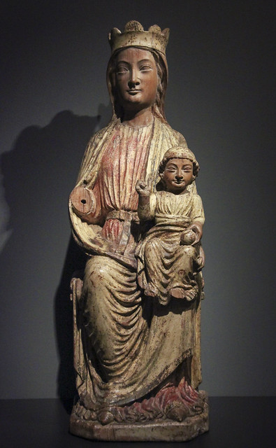 Virgin and Child, c.1225, Pyrenees