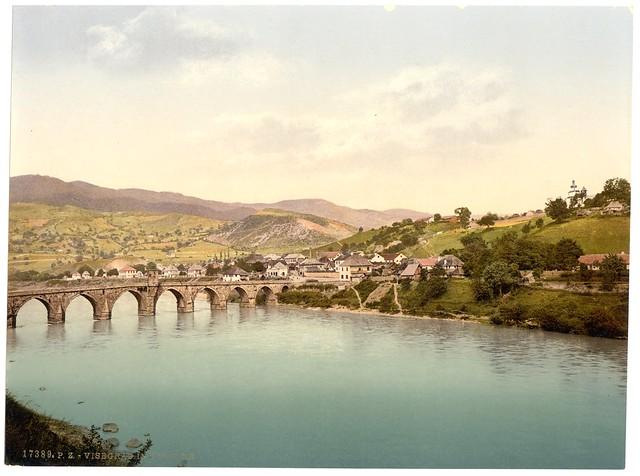 Višegrad, Bosnia, Austro-Hungary-LCCN2002710702