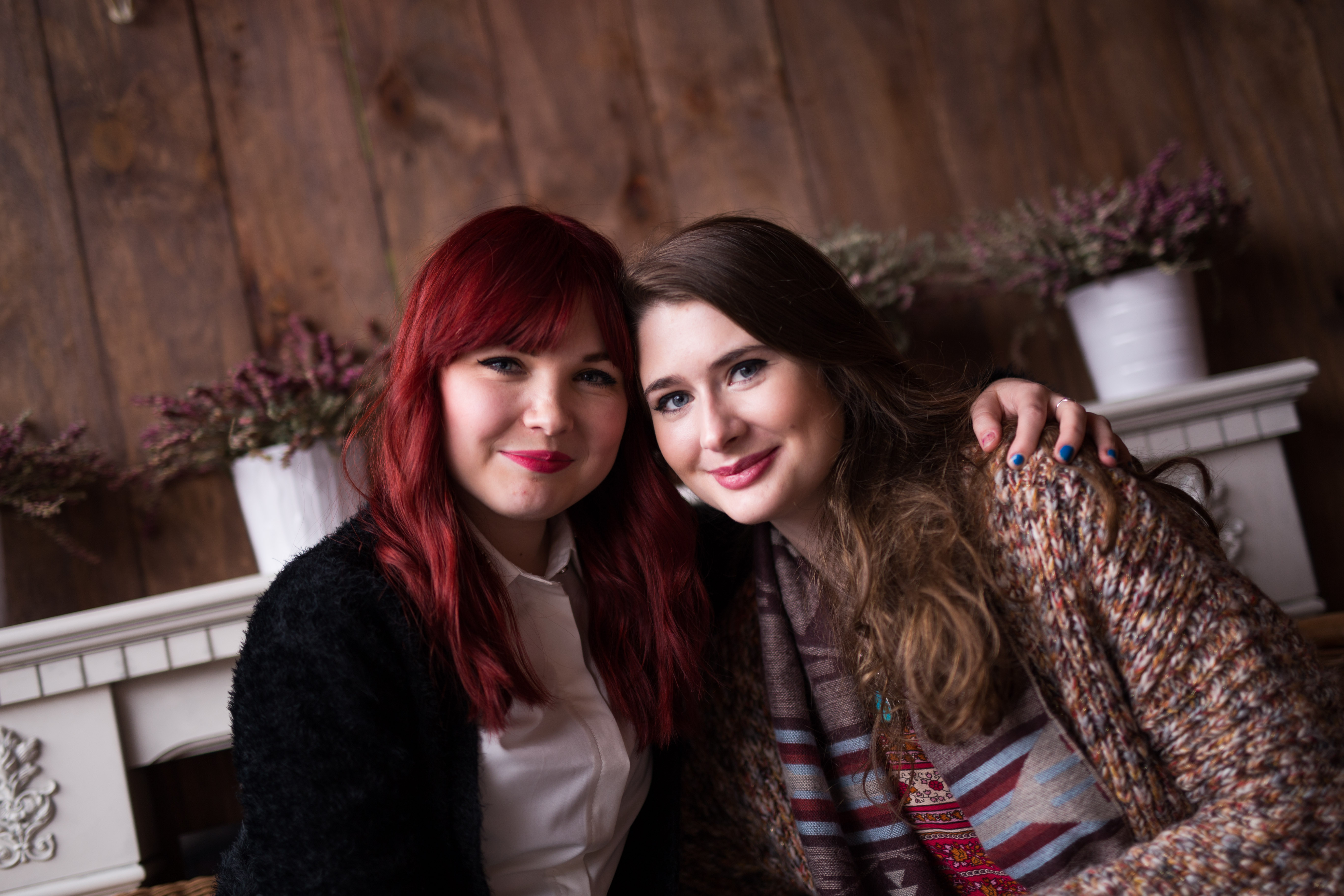 Paige Calvert & Adora Mehitabel, The Bloggers' Market