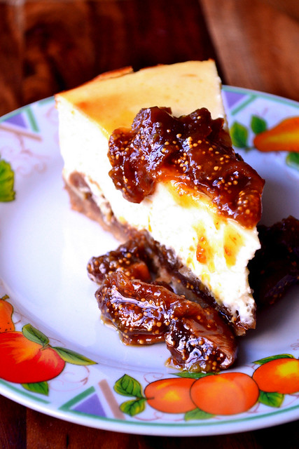 Fig Cheesecake Recipe