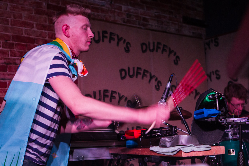 Life is Cool at Duffy's Tavern for Lincoln Exposed 2015 | 2-5-2014