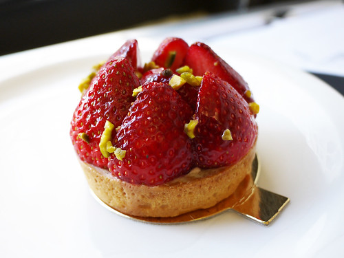 02-09 strawberry tart