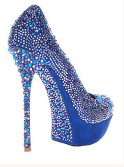 pattern, basic pump, footwear, shoe, high-heeled footwear, cobalt blue, sandal, electric blue, design, blue,