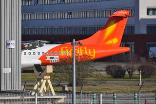 F-WWEJ / 9M-FIE ATR 72-600 msn 13235 Firefly