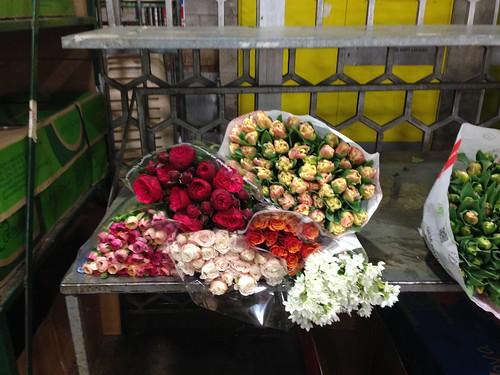 Nine elms covent garden flower market