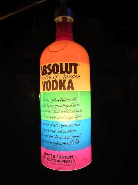 Rainbow Vodka