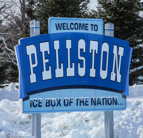 Pellston. Michigan