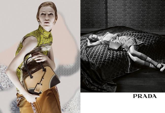 5 Prada SS15 Womenswear Adv Campaign image