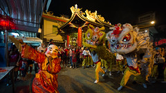Chinese New Year 2015 / Thian Fah Foundation (Kuan Yim Shrine) / Chinatown