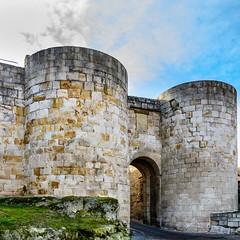Ciudad de Zamora. Puerta de Doña Urraca