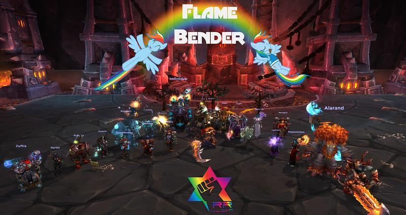 Mythic Flamebender