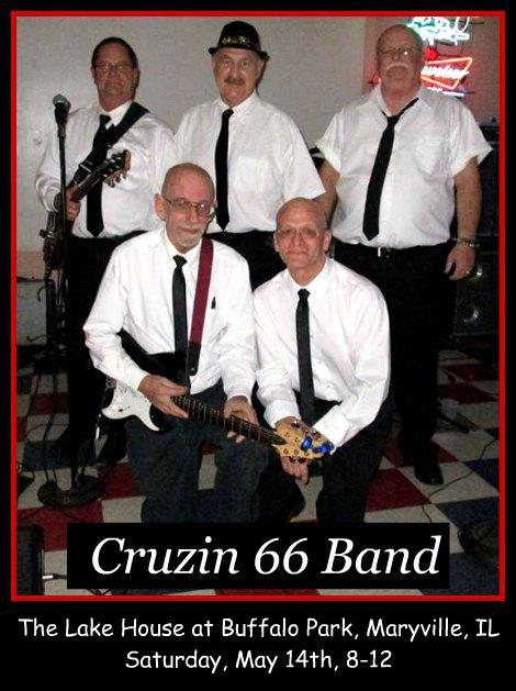 Cruzin 66 Band 5-14-16