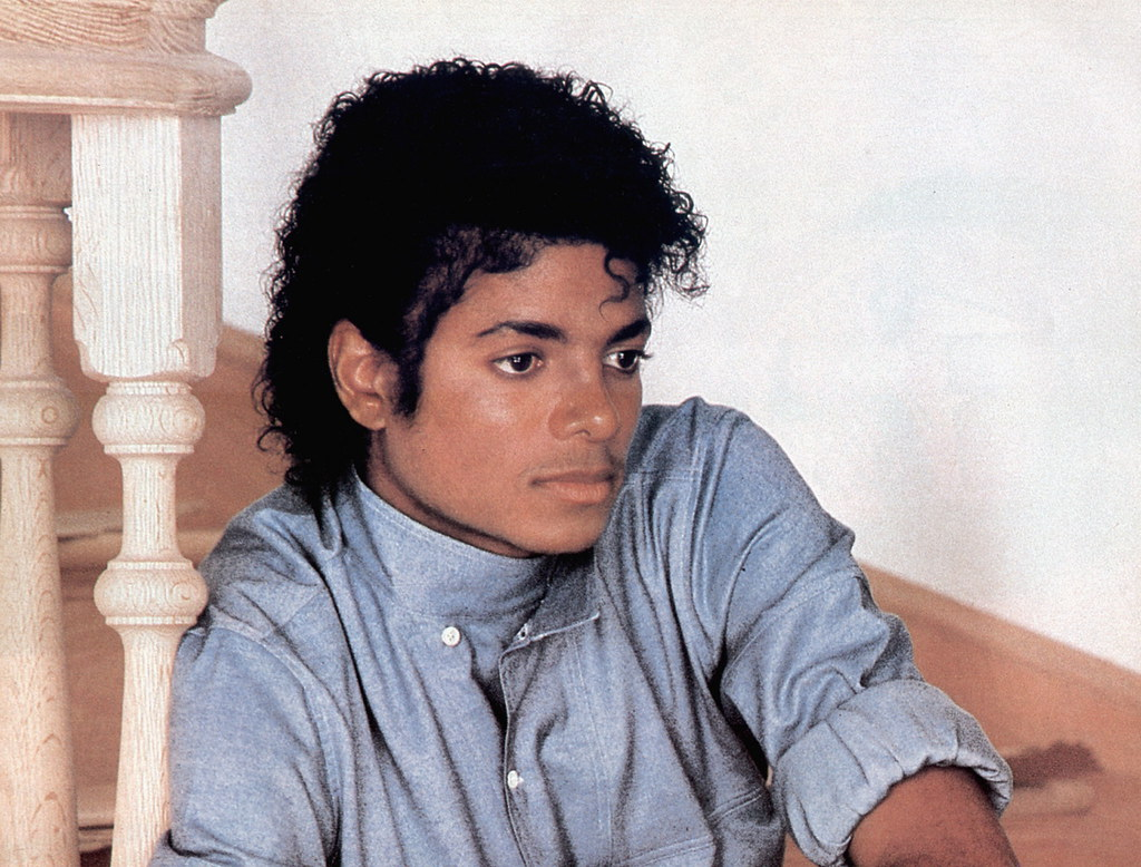 Фото | Майкл Джексон до пластических операций