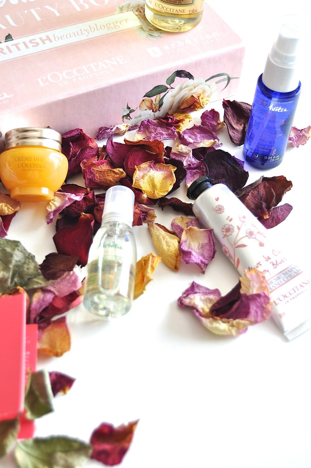 BritBeautyBlogger Precious Petals Box 5