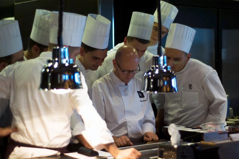 Gusto, chef Heinz Beck
