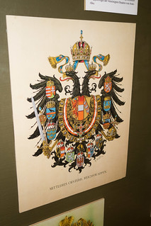 Royal Austrian double-headed eagle