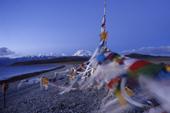 Tibet Kailash-Trekking. Am heiligen Manasarovar-See in Tibet. Foto: Bruno Baumann.