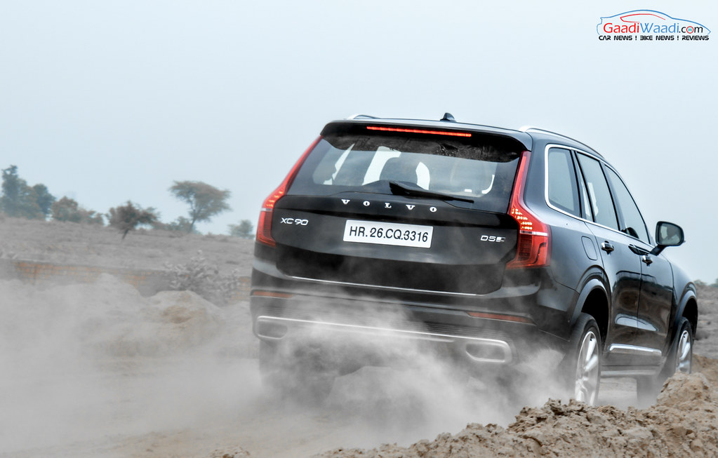 volvo xc90 India Review-50