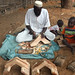 Darfuri Man Makes Horse Saddles at Elneem IDP Camp, East Darfur
