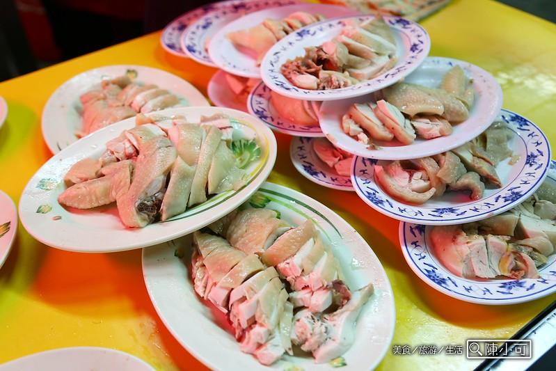 施福建好吃雞肉【西門町美食小吃】平價美味小吃,施福建好吃雞肉,環河南路上的好吃雞肉!