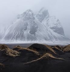 Kambhorn & Vestrahorn - Iceland