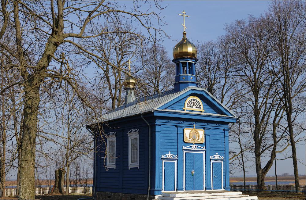 Пацевичи, Церковь Рождества Богородицы