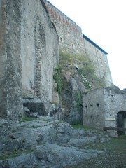 The Fort of Exilles