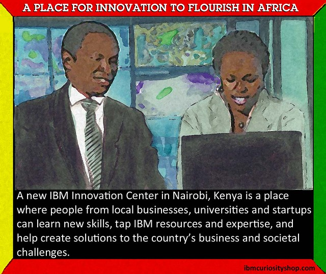 A Place for Innovation to Flourish in East Africa