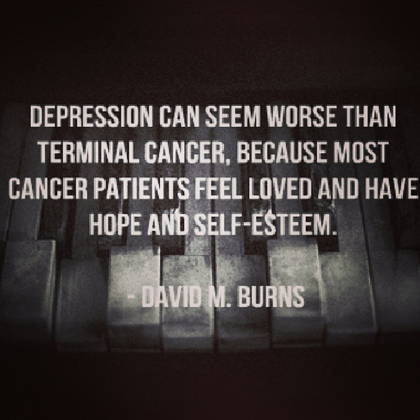 depression quotes about life - photo #26